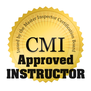 CMI Instructor Seal